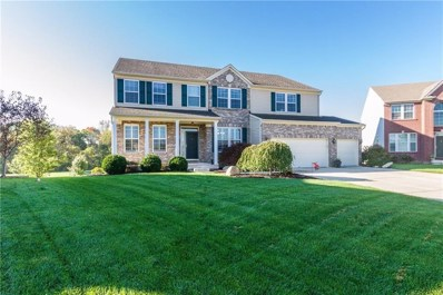 4454 Hunters Crossing Circle, Indianapolis, IN 46239 - #: 21637566