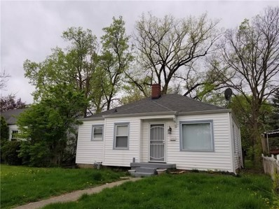 2006 N Linwood Avenue, Indianapolis, IN 46218 - #: 21637599