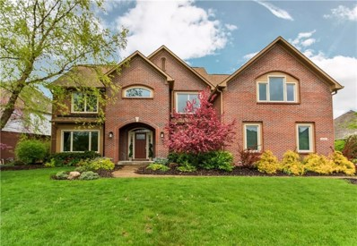 10017 Water Crest Drive, Fishers, IN 46038 - #: 21637619