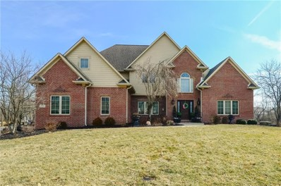 8017 Shady Woods Drive, Indianapolis, IN 46259 - #: 21637632