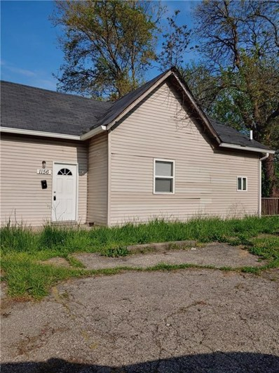 1156 Udell Street, Indianapolis, IN 46208 - #: 21637637