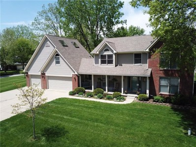 7136 Hidden Valley Drive, Plainfield, IN 46168 - #: 21637644