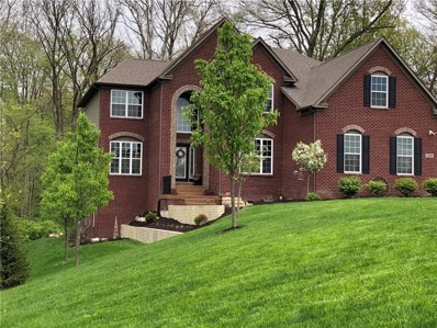 4300 Hickory Stick Ridge, Greenwood, IN 46143 - #: 21637679