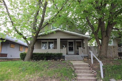 35 N Woodland Drive, Indianapolis, IN 46201 - #: 21637819