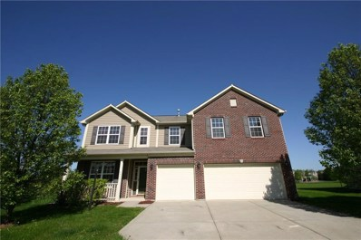 5916 Falling Waters Drive, McCordsville, IN 46055 - #: 21637835