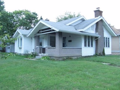 1033 N Bancroft Street, Indianapolis, IN 46201 - #: 21637843