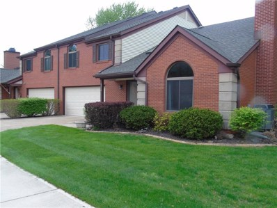 9276 Golden Oaks W, Indianapolis, IN 46260 - #: 21637867