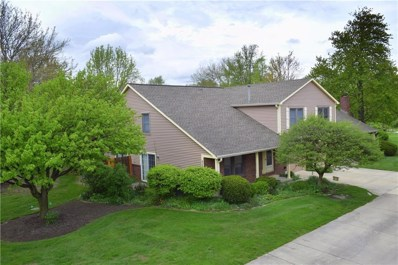 7543 Castleton Farms West Drive, Indianapolis, IN 46256 - #: 21637882