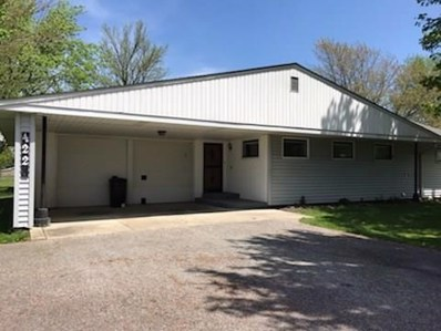 422 W Main Street, Jamestown, IN 46147 - #: 21637975