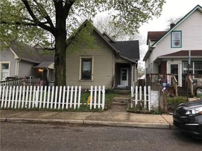 1654 S Talbott Street, Indianapolis, IN 46225 - #: 21638209