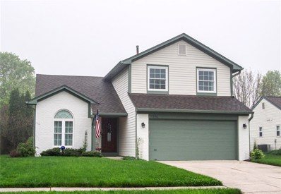 11396 Cherry Blossom East Drive, Fishers, IN 46038 - #: 21638270
