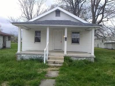1020 W 21ST Street, Anderson, IN 46016 - #: 21638324