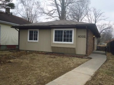 4032 Rookwood Avenue, Indianapolis, IN 46208 - #: 21638405