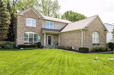 7837 Prairie View Drive, Indianapolis, IN 46256 - #: 21638462