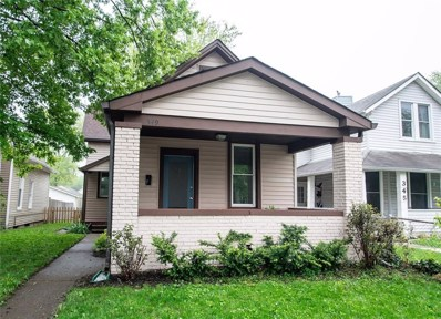 349 Lincoln Street, Indianapolis, IN 46225 - #: 21638484