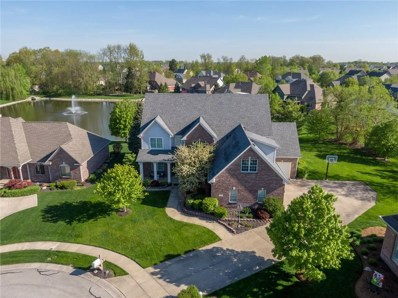 10522 Hollowood Court, Fishers, IN 46037 - #: 21638523
