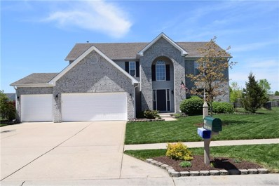 884 Orion Drive, Franklin, IN 46131 - #: 21638607