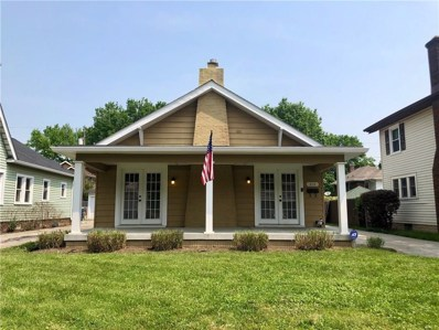 210 W 43rd Street, Indianapolis, IN 46208 - #: 21638653