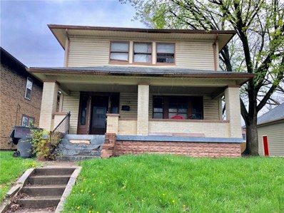 622 N Temple Avenue, Indianapolis, IN 46201 - #: 21638728
