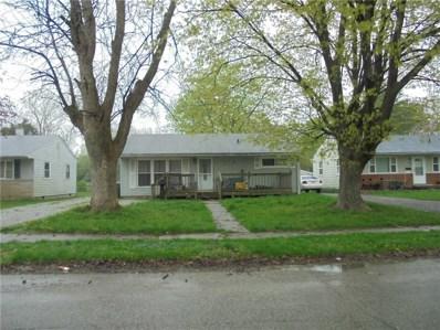 1850 N Hawthorne Lane, Indianapolis, IN 46218 - #: 21638808