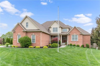 18538 Pebble Brook Court, Noblesville, IN 46062 - #: 21638830