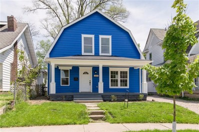 31 N Drexel Avenue, Indianapolis, IN 46201 - #: 21638832