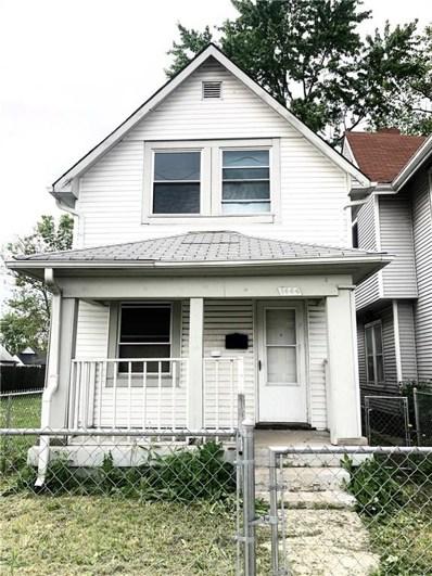 1444 English Avenue, Indianapolis, IN 46201 - #: 21638873