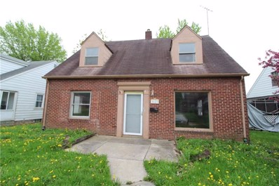 1623 W 11th Street, Anderson, IN 46016 - #: 21638936