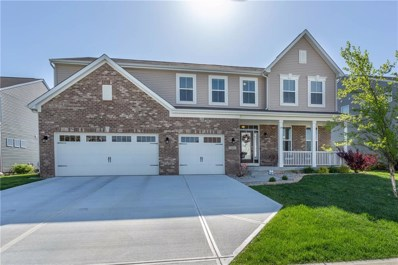 4343 Goose Rock Drive, Indianapolis, IN 46239 - #: 21638995