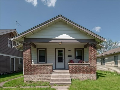 4448 Kingsley Drive, Indianapolis, IN 46205 - #: 21639003