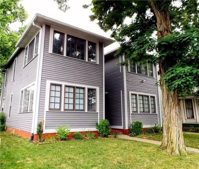 1455 N New Jersey Street UNIT 4, Indianapolis, IN 46202 - #: 21639034