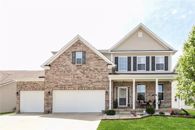 6591 W Deer Hill Drive, McCordsville, IN 46055 - #: 21639044