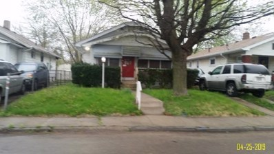 1223 N Denny Street, Indianapolis, IN 46201 - #: 21639057