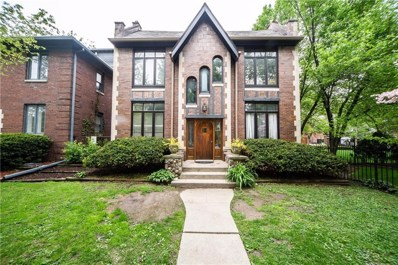 1408 Broadway Street UNIT F, Indianapolis, IN 46202 - #: 21639058