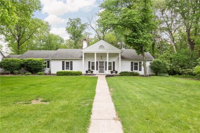 8976 Spring Mill Road, Indianapolis, IN 46260 - #: 21639163