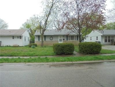 1844 N Hawthorne Lane, Indianapolis, IN 46218 - #: 21639249
