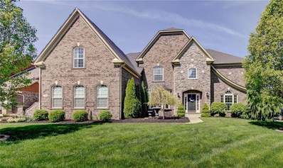 10334 Strongbow Road, Fishers, IN 46040 - #: 21639280