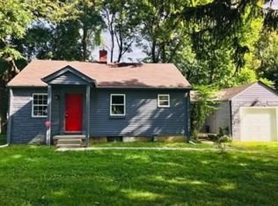4205 Glenwood Drive, Indianapolis, IN 46205 - #: 21639304