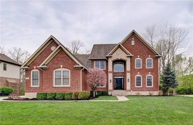 14905 Silent Bluff Court, Fishers, IN 46037 - #: 21639322