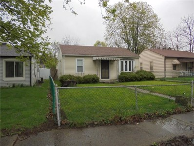 5814 Greenfield Avenue, Indianapolis, IN 46219 - #: 21639415