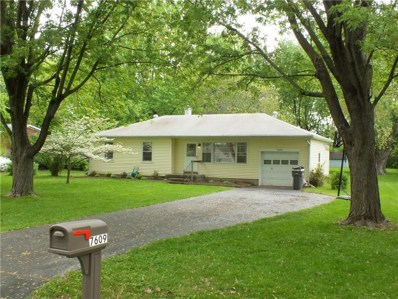 7609 S Oak Drive, Indianapolis, IN 46227 - #: 21639443