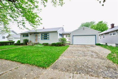 914 Cameron Street, Indianapolis, IN 46203 - #: 21639490