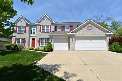 10912 Tallow Wood Lane, Indianapolis, IN 46236 - #: 21639778