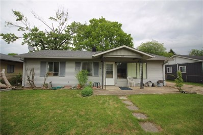 3319 Chrysler Street, Indianapolis, IN 46224 - #: 21639825