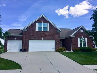 6687 W Deer Hill Drive, McCordsville, IN 46055 - #: 21639926