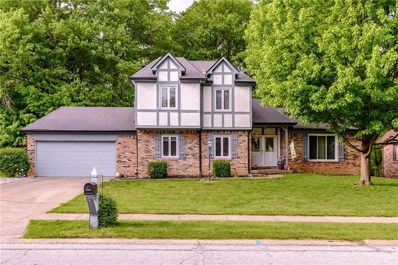 8702 Chapel Glen Drive, Indianapolis, IN 46234 - #: 21639997