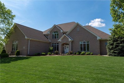 3120 Waters Edge Trail, Greenwood, IN 46143 - #: 21640019