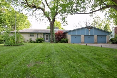9535 E 24TH Street, Indianapolis, IN 46229 - #: 21640032