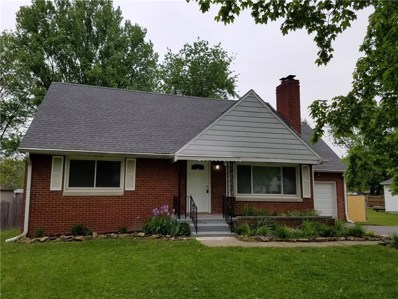 124 Hoss Road, Indianapolis, IN 46217 - #: 21640045