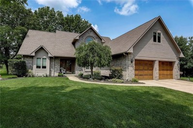 828 Ironwood West Drive, Brownsburg, IN 46112 - #: 21640124
